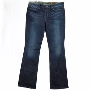 Joe's Jeans size 33 dark wash muse bootcut